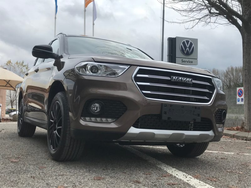Haval H2 Cocoa Brown Black Pack (1)