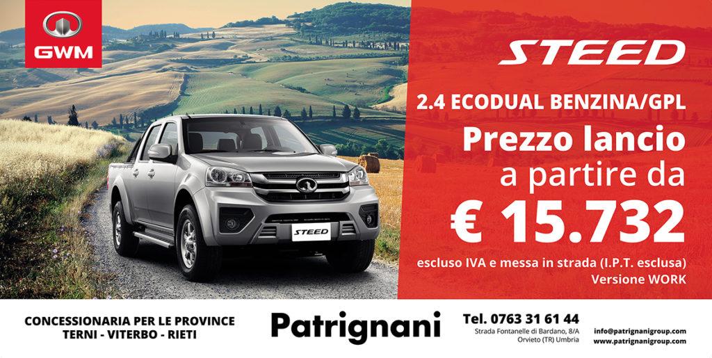 Steed 2021 Patrignani Auto
